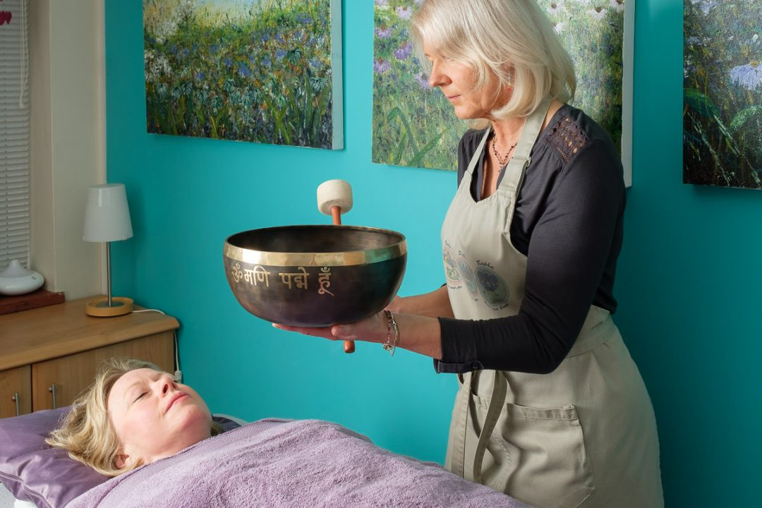 massage therapy sound therapy